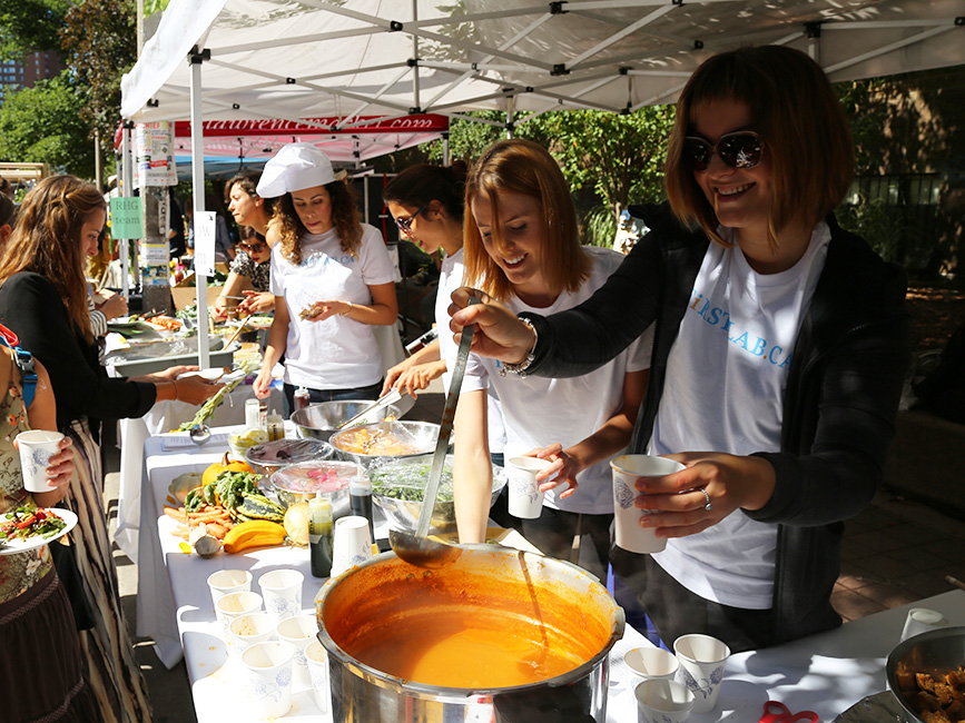 Ryerson's Harvest Cook-Off Challenge 2013